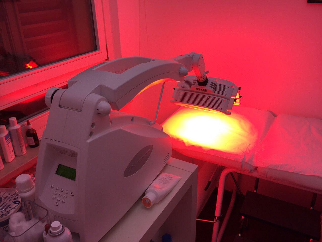 La Terapia Fotodinamica