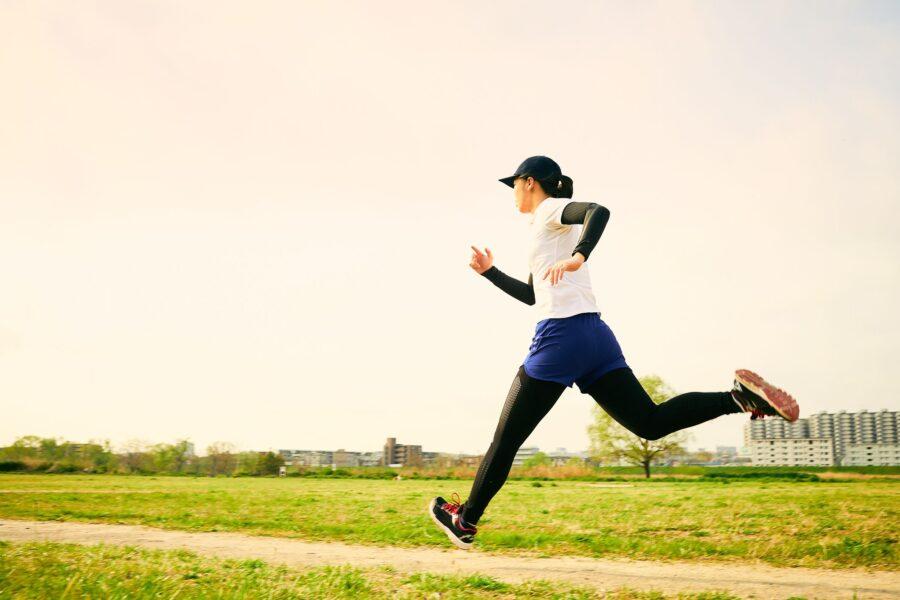 Fai running anche per perdere peso?